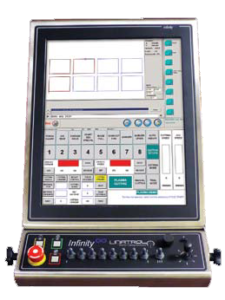 Touchscreen Operator Console